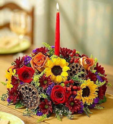 Harvest Glow™ Centerpiece